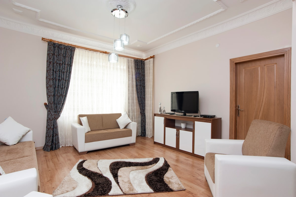 Fully furnished apartment in Taksim
