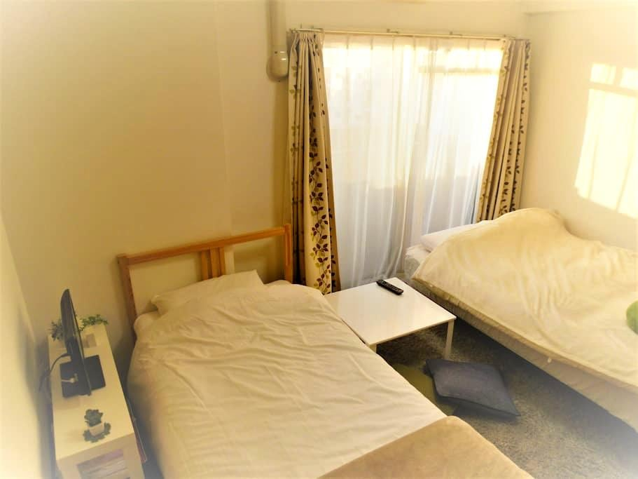[GB/3]1min to NAMBA & FREE Wi-Fi - Ōsaka-shi - Wohnung
