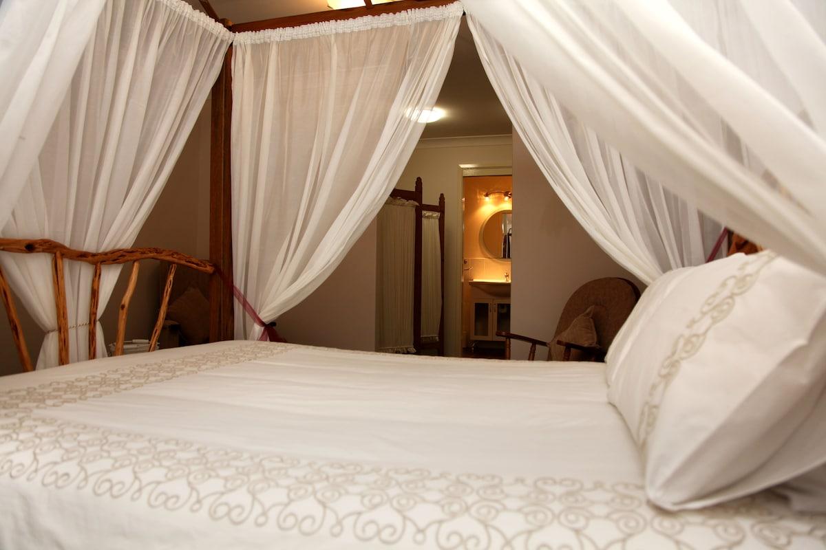 Your luxurious bedroom