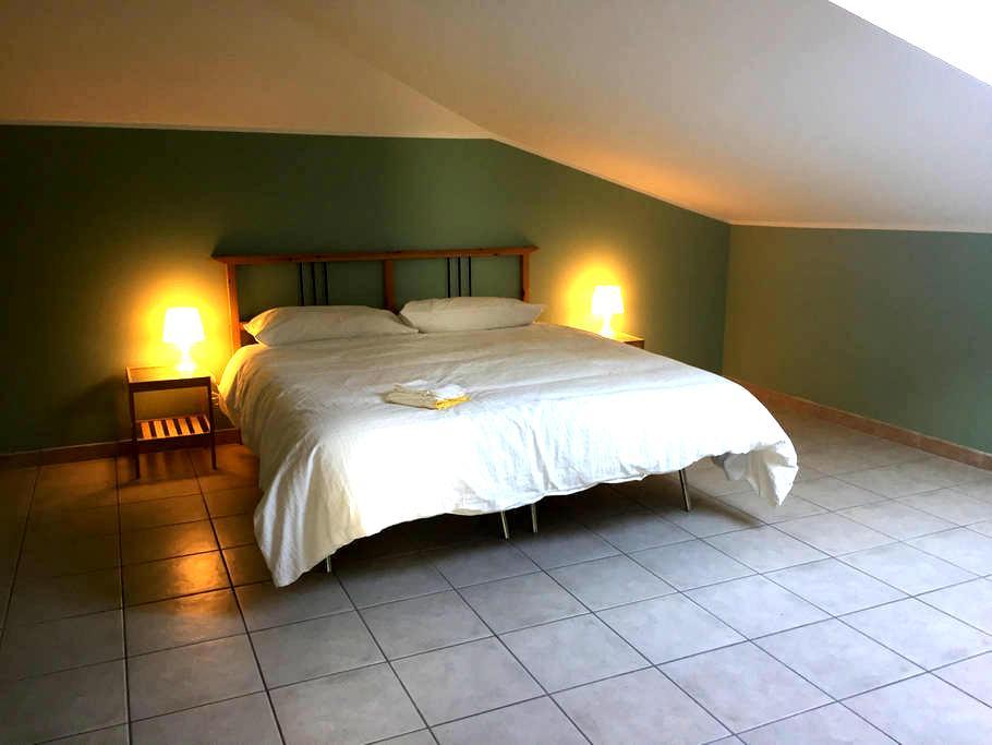 Intero appartamento mansardato a Caselle Torinese - Caselle Torinese - 公寓
