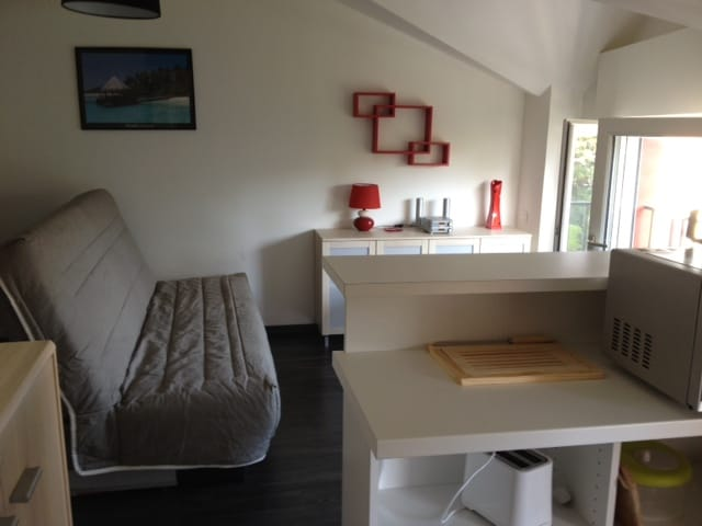 BIARRITZ - 200 M FROM THE BEACH