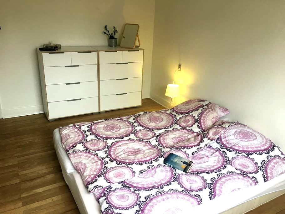 Cozy Apartment Close To City Center - Esbjerg - Leilighet
