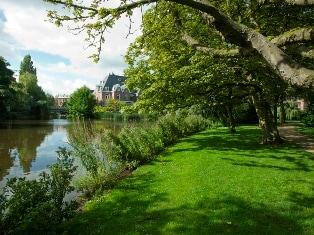 Groundfloor City Apart@ Vondelpark