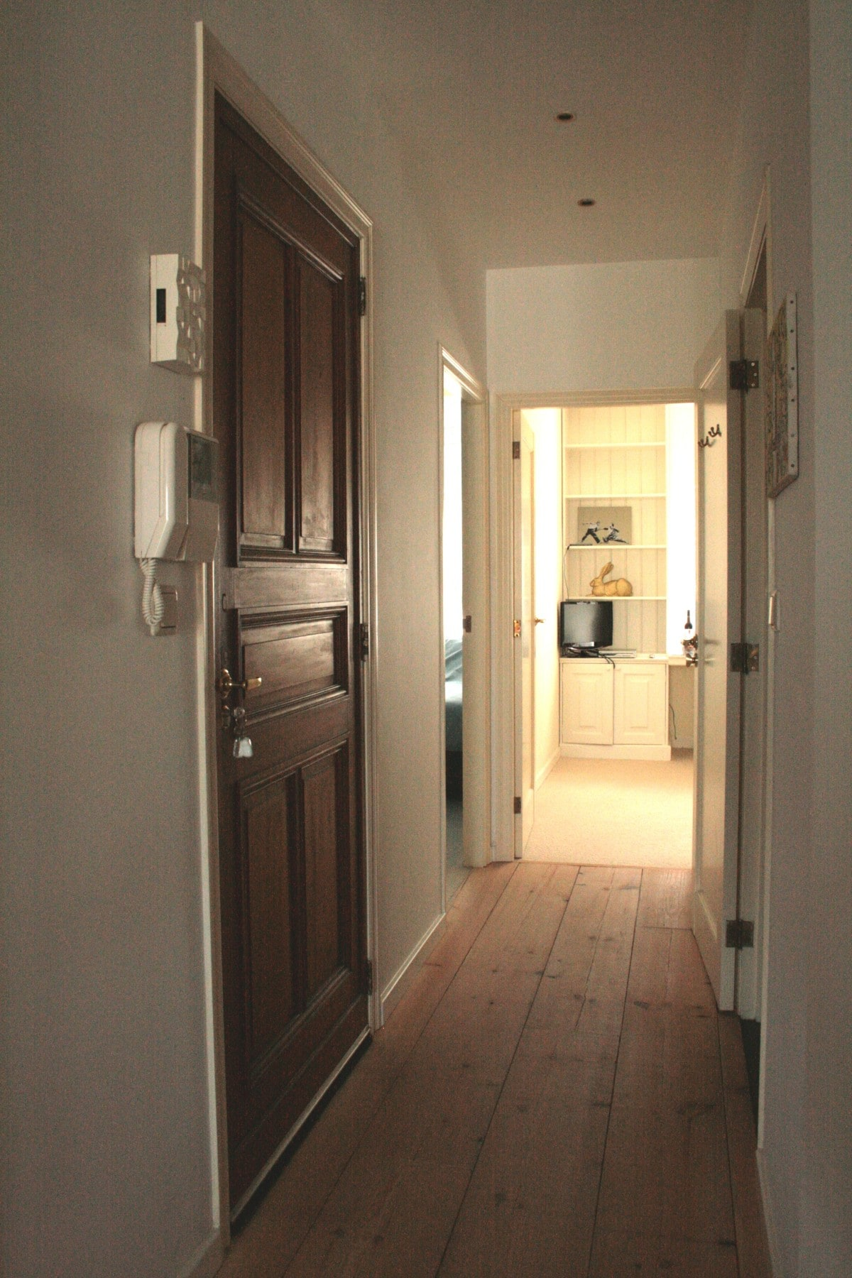 Private entrance so you can enjoy your apartment