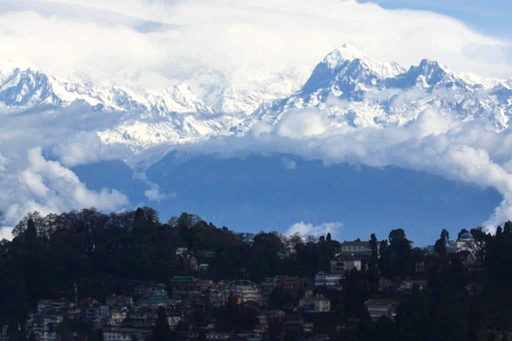 A Small family run Villa - Darjeeling - Bed & Breakfast