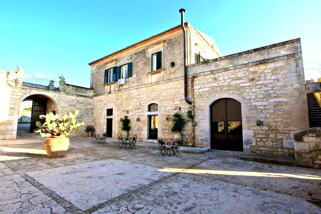 Villa Càrcara, The Baron Apartment - Ragusa - Casa de camp