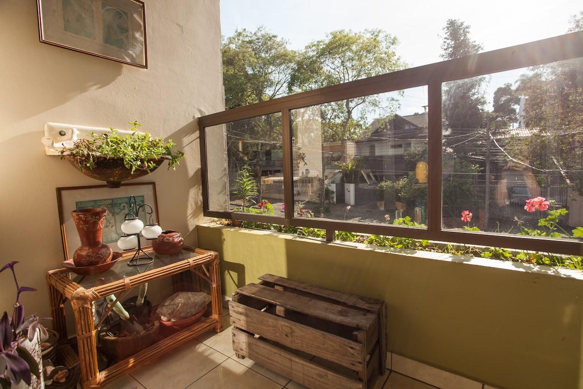 Your Vintage Apartment @ Curitiba
