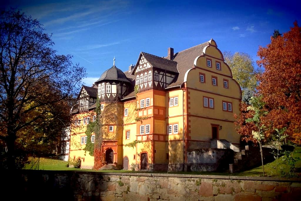 Stay in the Castle - Hohenroda