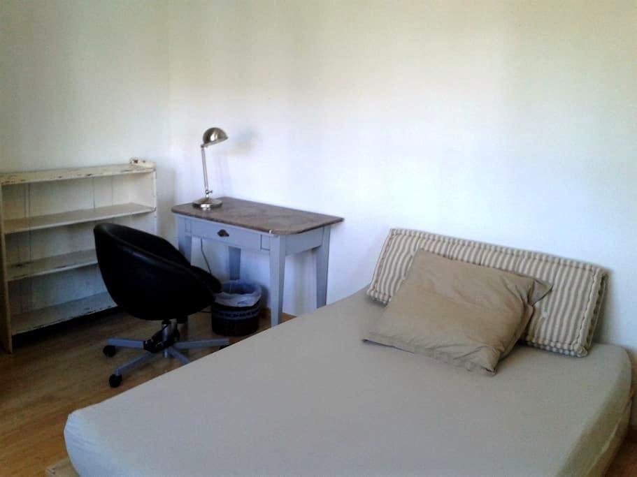 Chambre privée en toute indépendance - Fourqueux - Casa