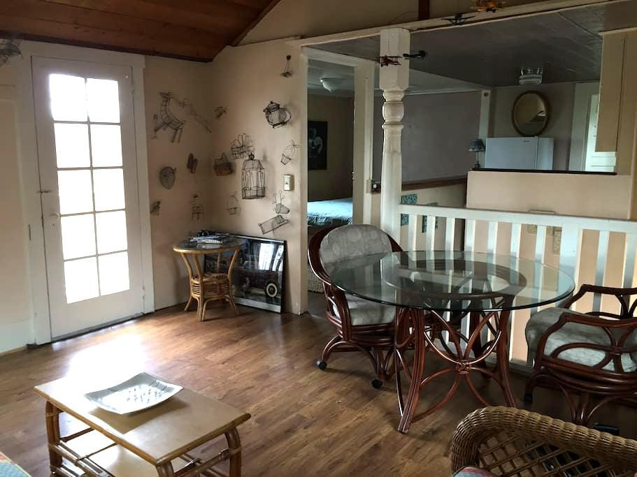 Large Cannery Row ocean view studio - Monterey - Wohnung