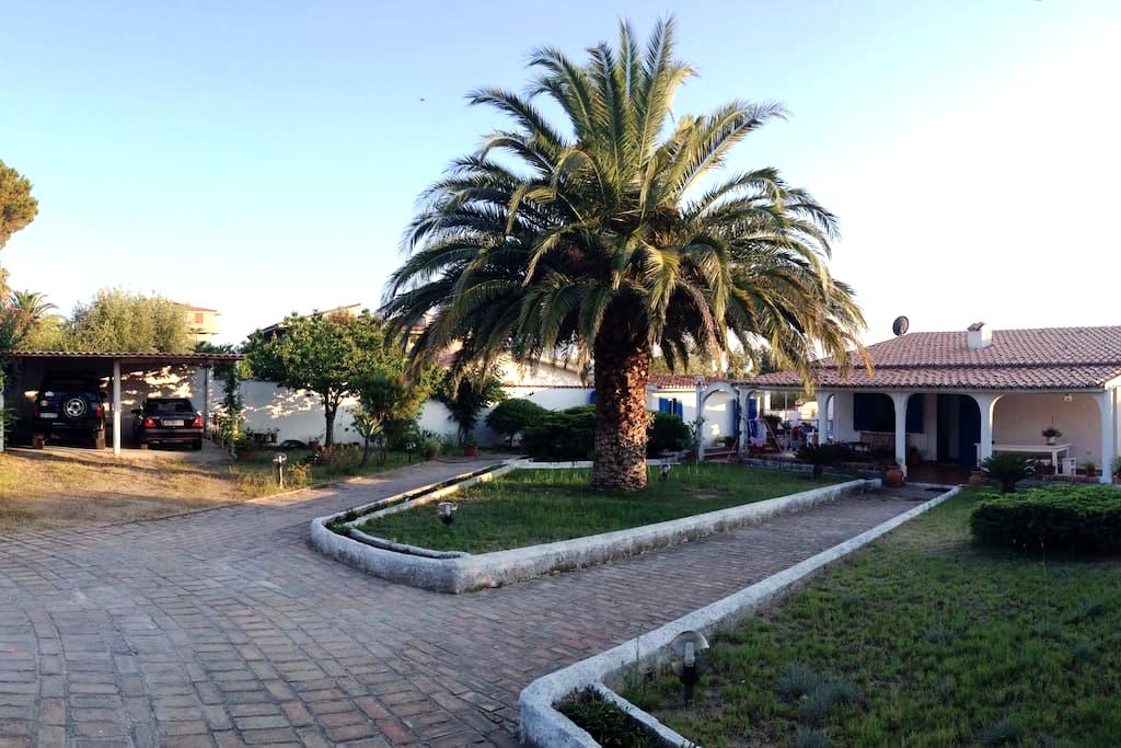 Villa at Capo Vaticano, near Tropea - Ricadi