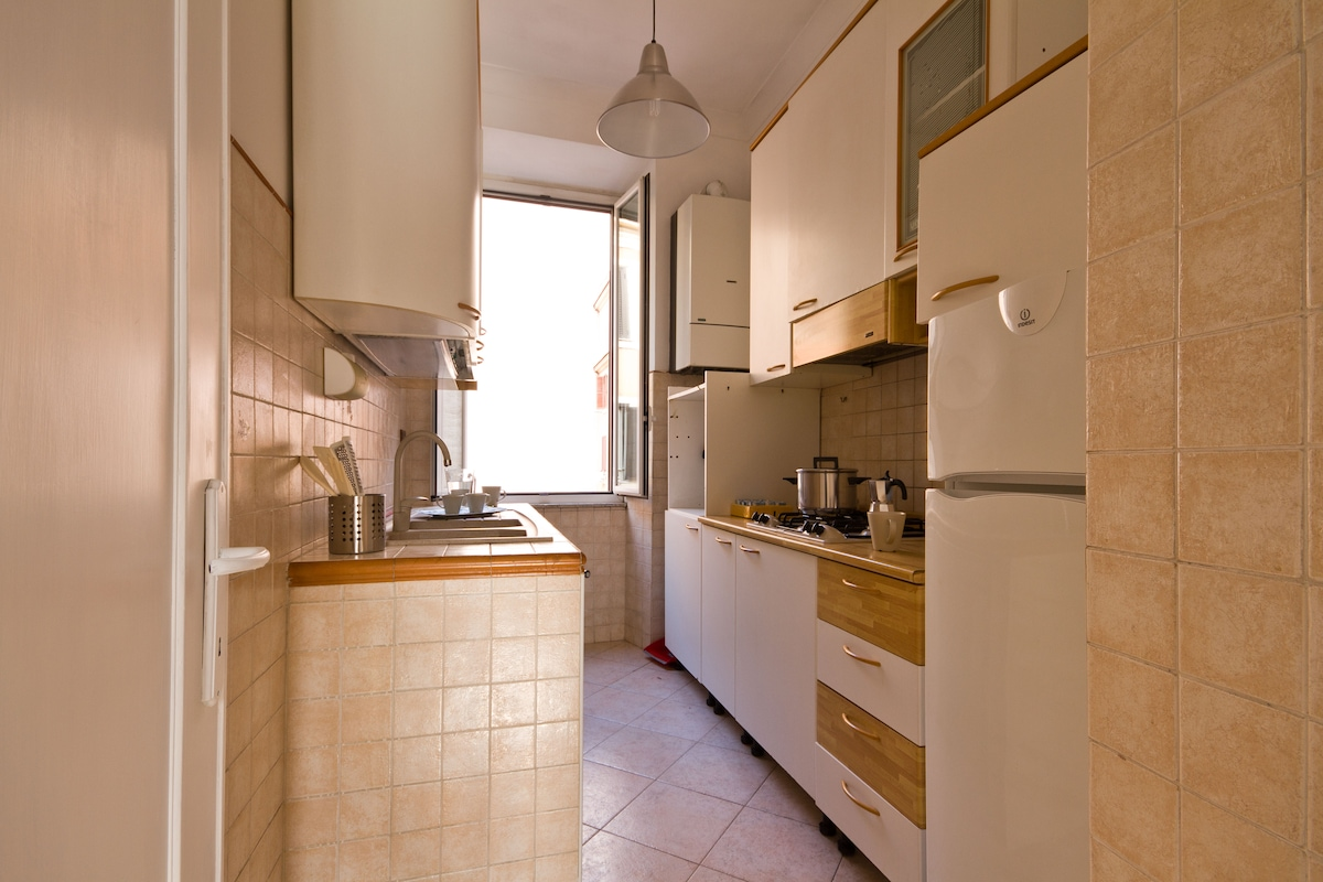 Sally's beautiful apt - Trastevere