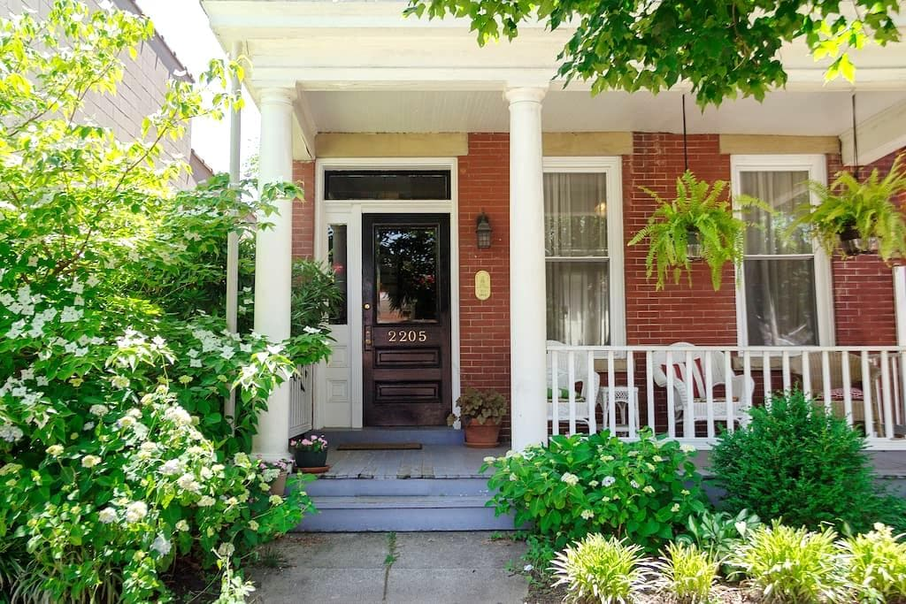 Comfy, 3 bed family home in the Fan - Richmond - House