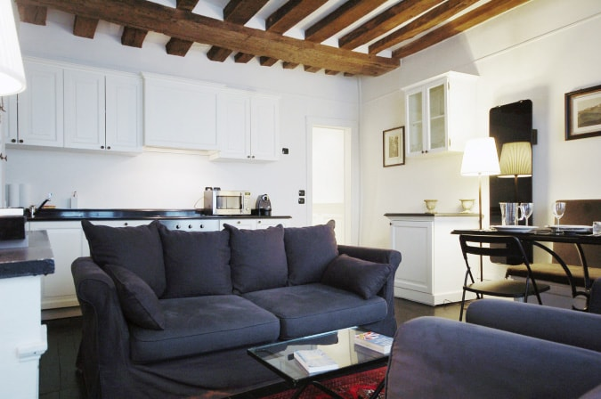 Great apt in Paris - Montorgueil
