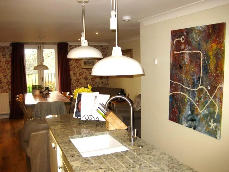 Quiet House in Centre of Town - Chipping Norton - Talo