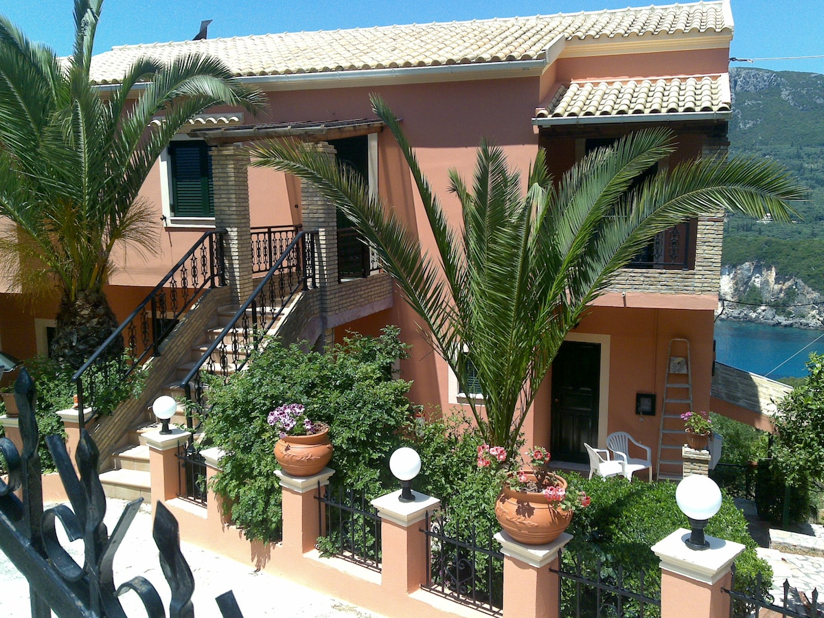 holiday on corfu2 bedroom apartment