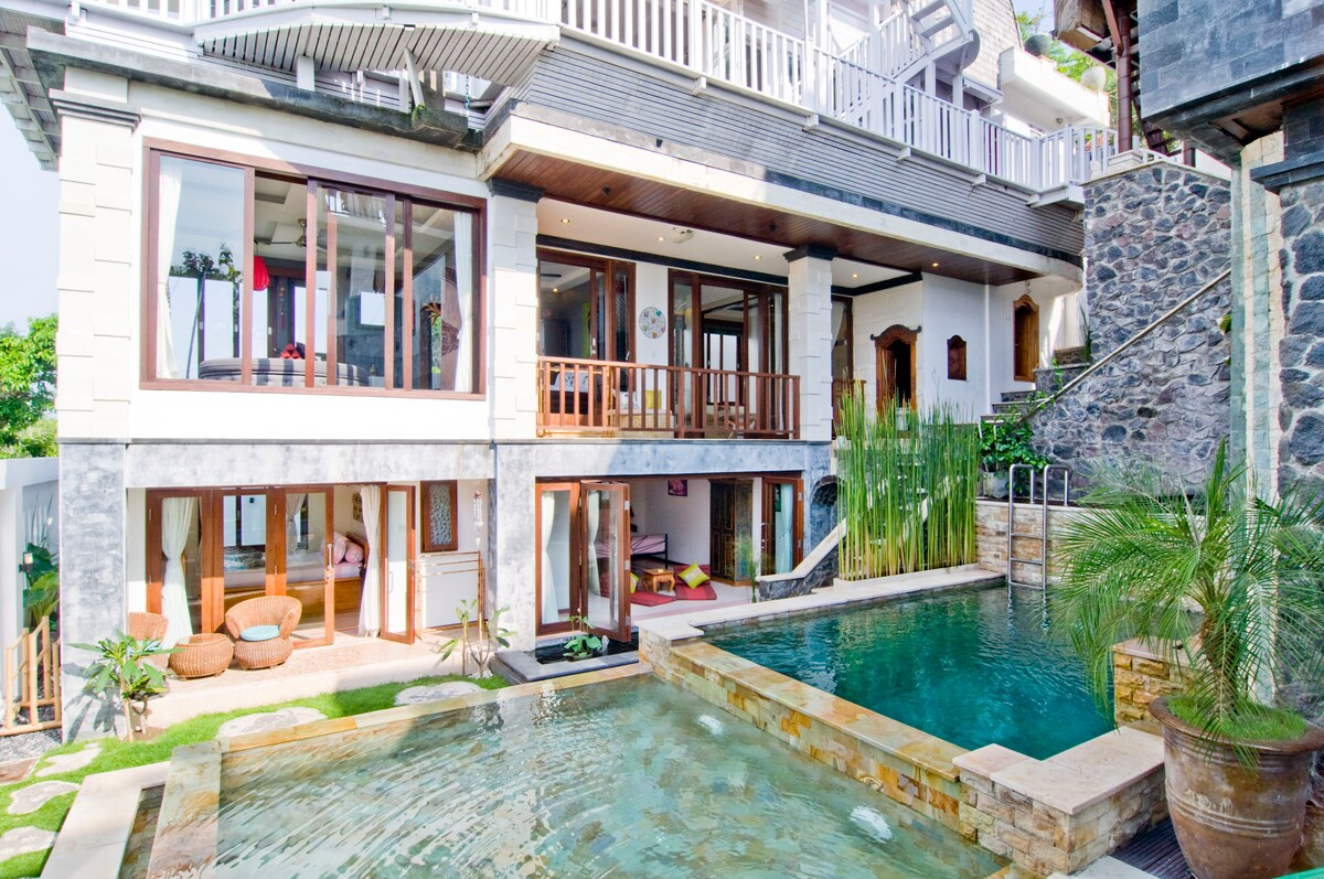 A home during your holiday !  @Bali