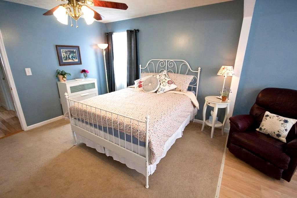 The Wintergreen Ranch -Suite - Nellysford - Bed & Breakfast