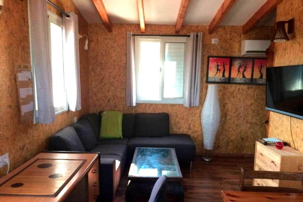 Wood cabin apartment - Zikhron Ya'akov - Flat