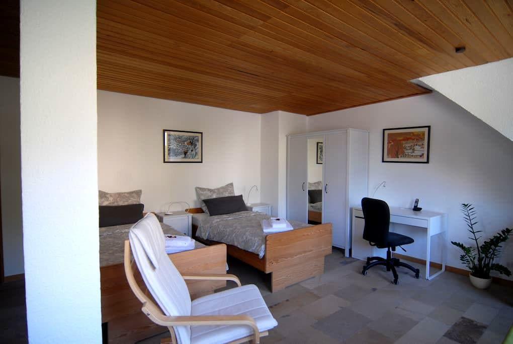 Ferienappartment oder Messezimmer - Hilden - Apartament