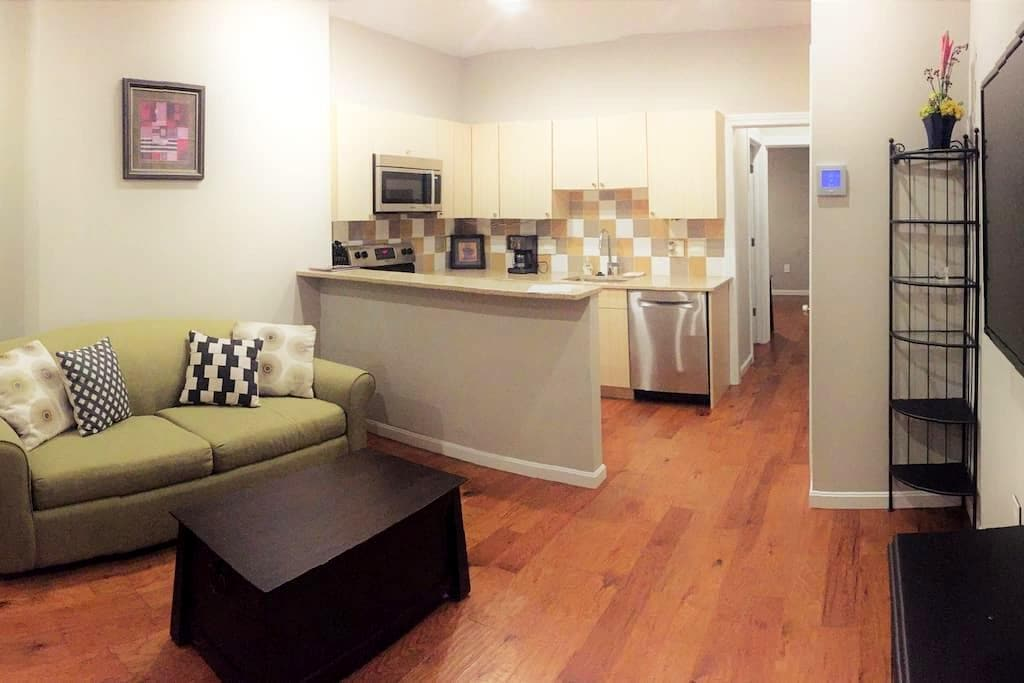 Over-the-Rhine Apt across from Washington Park - Cincinnati - Appartement