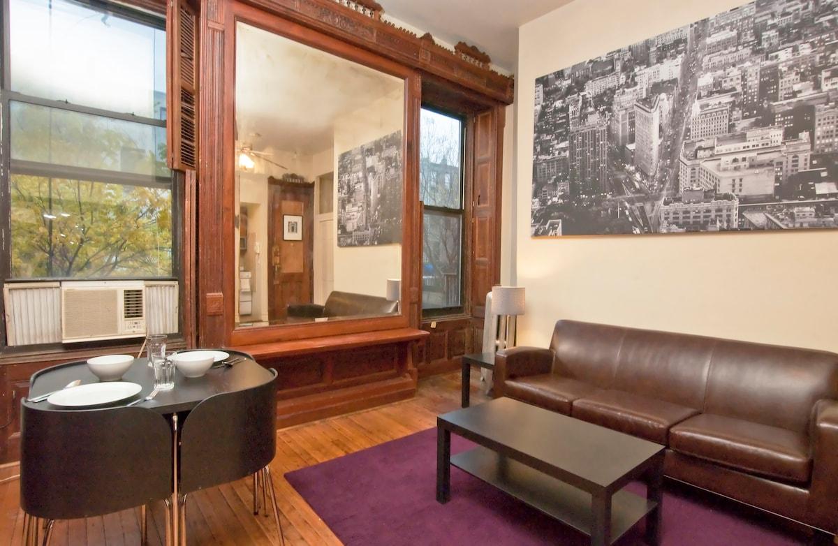 Beautiful Harlem Apartment