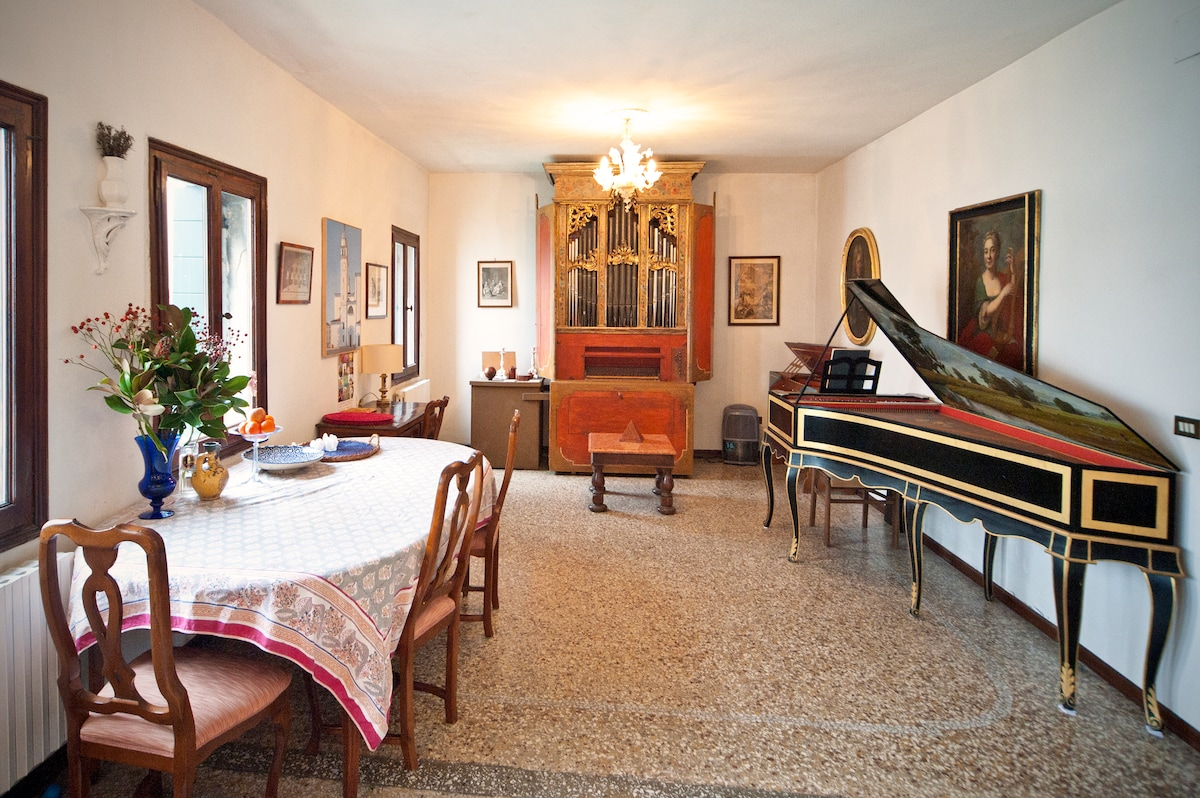 Amazing view of Venice, Quiet Room