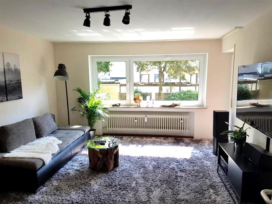 Cozy flat with balcony in Friedrichshafen - Фридрихсхафен - Квартира