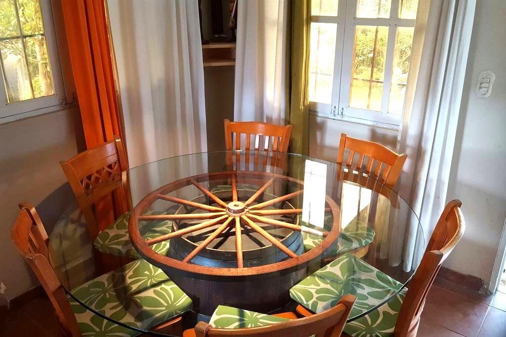 Casa Tula's cozy roof room - Alto Boquete - Hytte