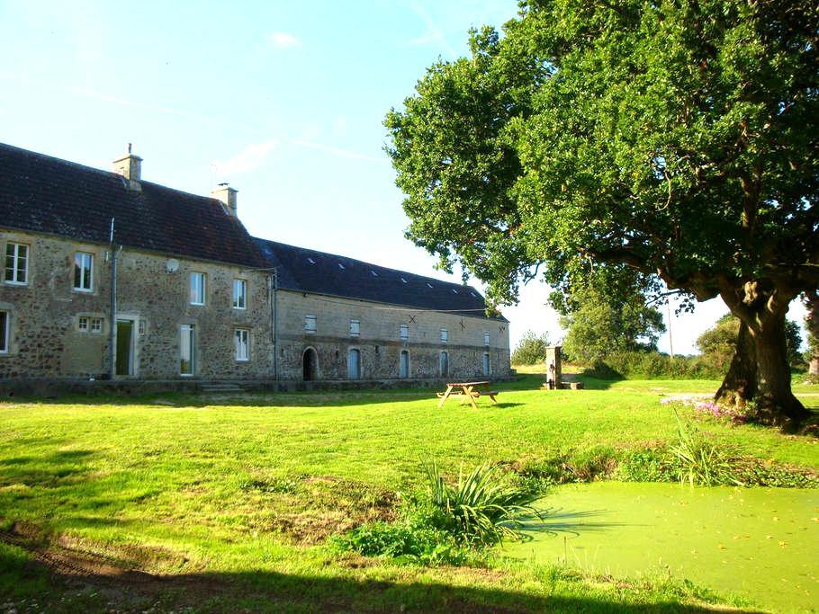 Beautiful Normandy Farmhouse (for2) - Négreville