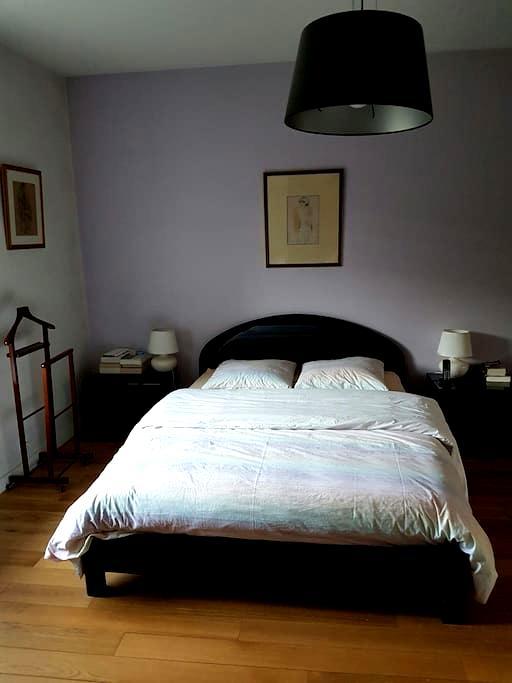 Chambre à louer - Frémainville - Dům