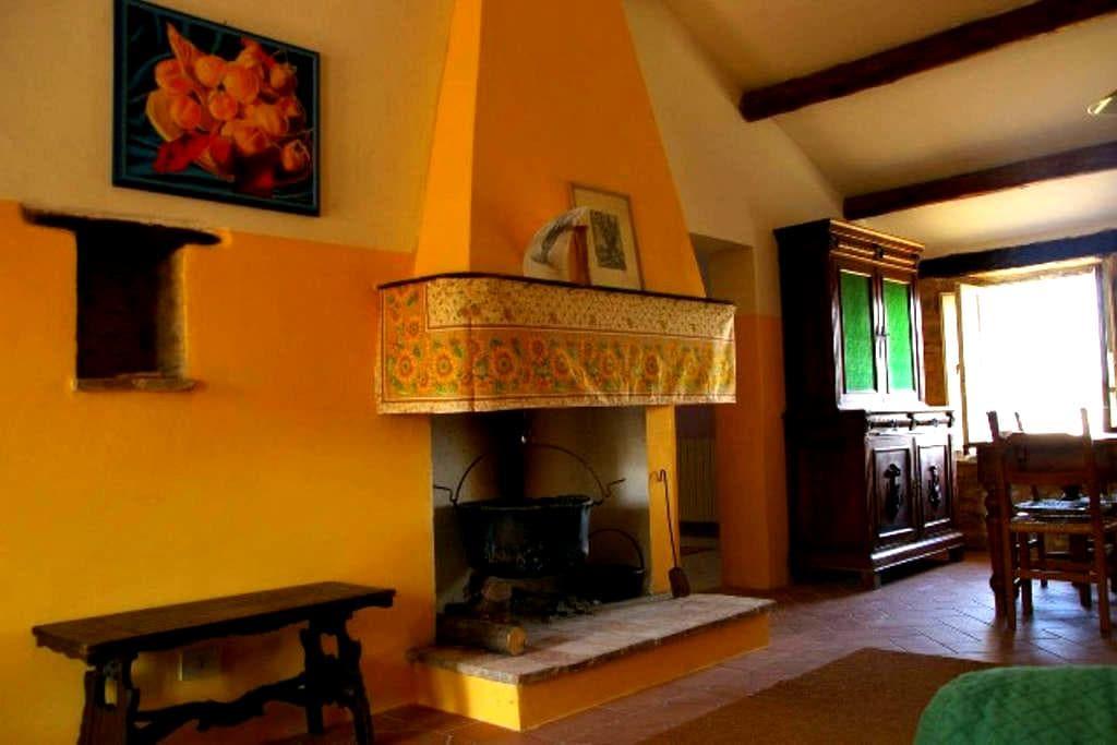 Accogliente casa di campagna - Staffolo - Flat