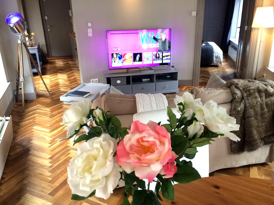 Luxurious Apartment in City Center - Bruxelles - Lejlighed