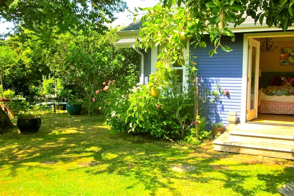 Bohemian Garden Studio - Arcata