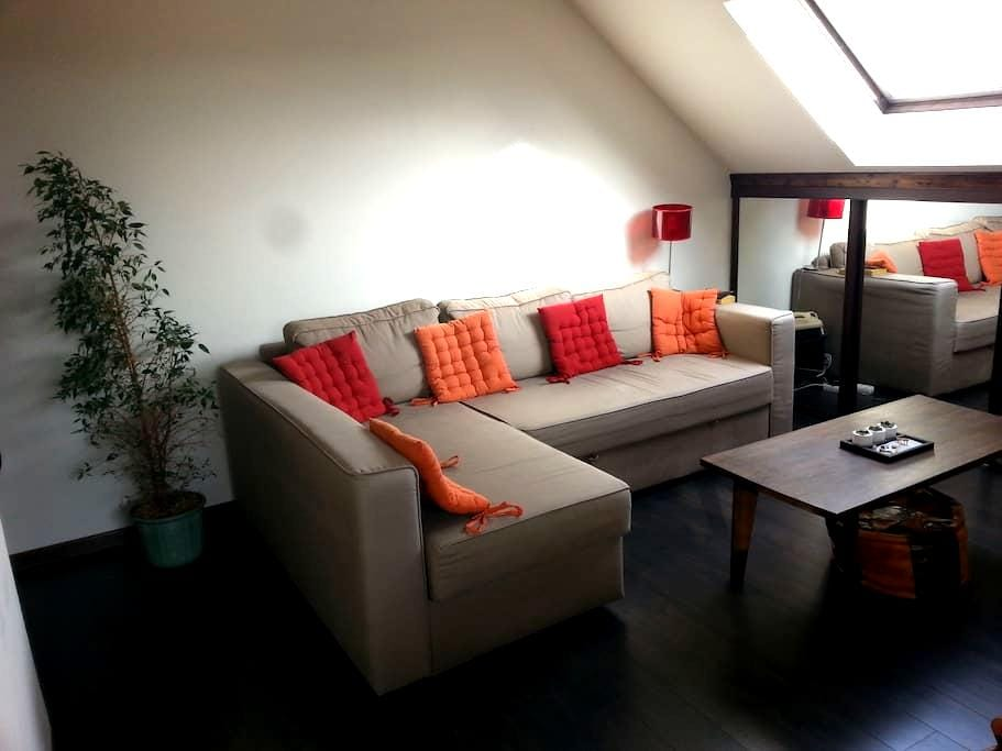 F2 40 m2 agréable et calme - Tremblay-en-France