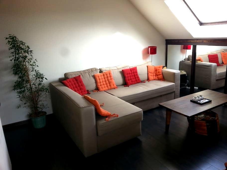 F2 40 m2 agréable et calme - Tremblay-en-France - Wohnung