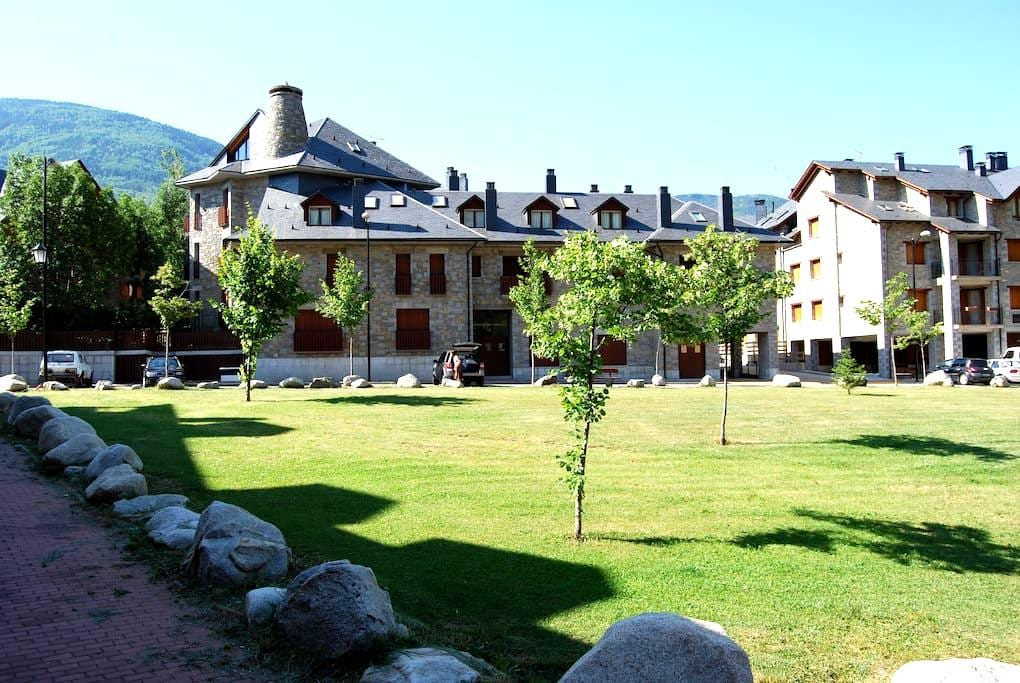 Apartment in Benasque - Linsoles