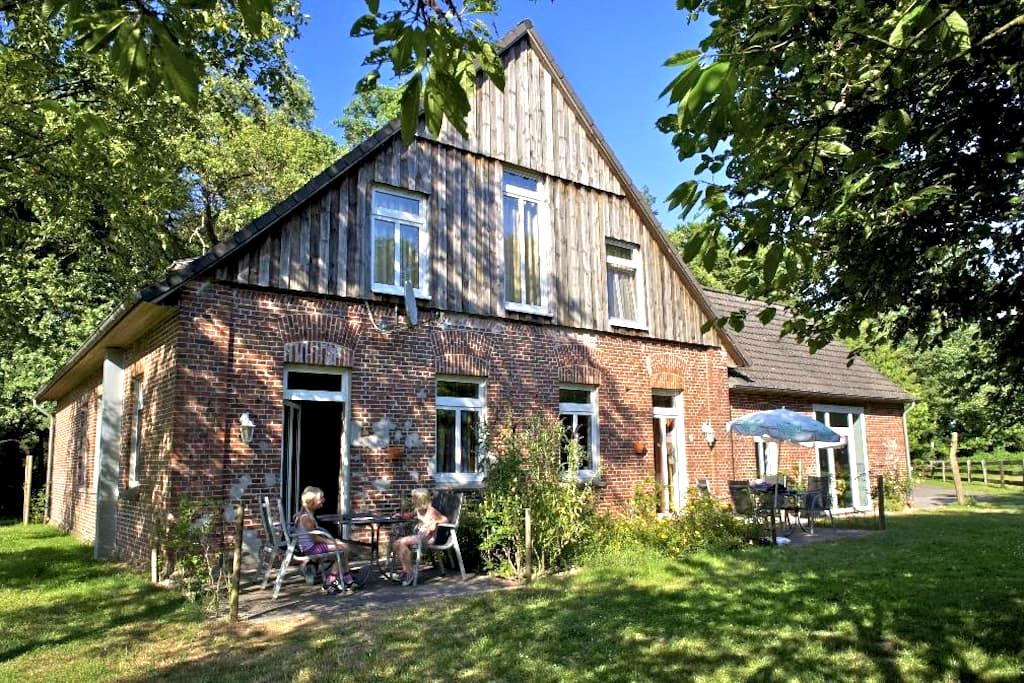 Holliday flats Gut Altenoythe - Friesoythe - Selveierleilighet