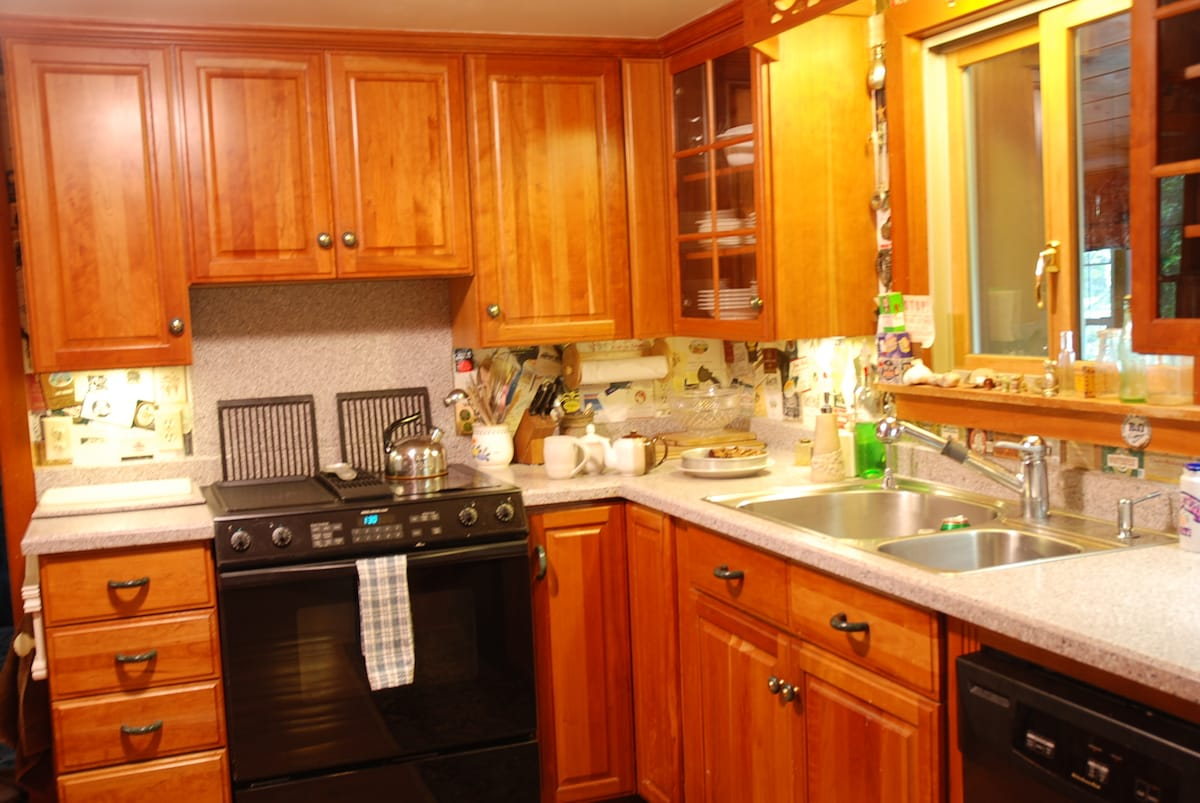 Gourmet Kitchen with Everything!