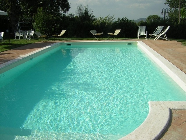 Countryhouse just 8 km from Todi