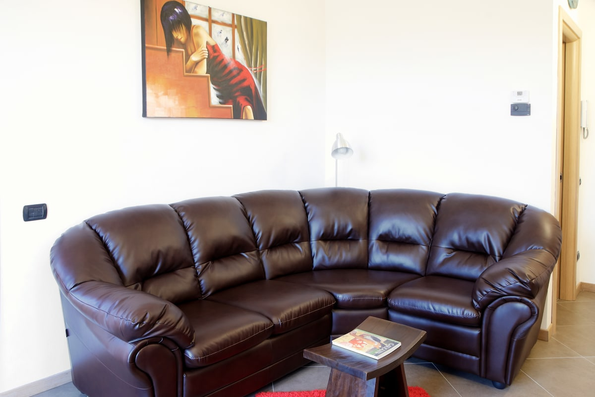 Il comodo, comodo divano