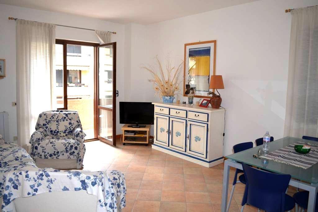 Cozy flat, close to harbour! - Porto Ercole - Wohnung