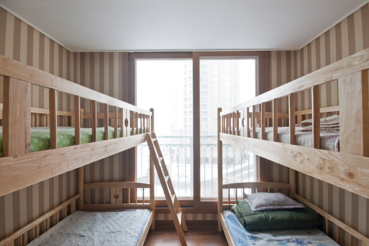 Dorm 6bed#1-comfort&cozy,convenient