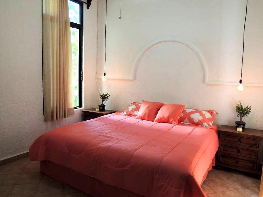 Habitación Privada en la 5 Av! - Playa del Carmen - Appartement en résidence