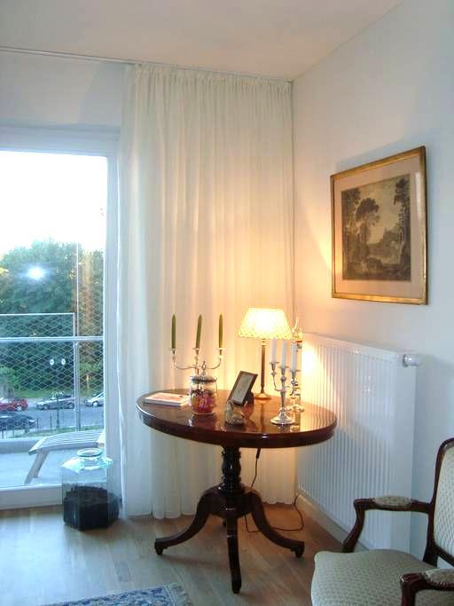 Chambre double à Schaerbeek - Schaerbeek - Daire