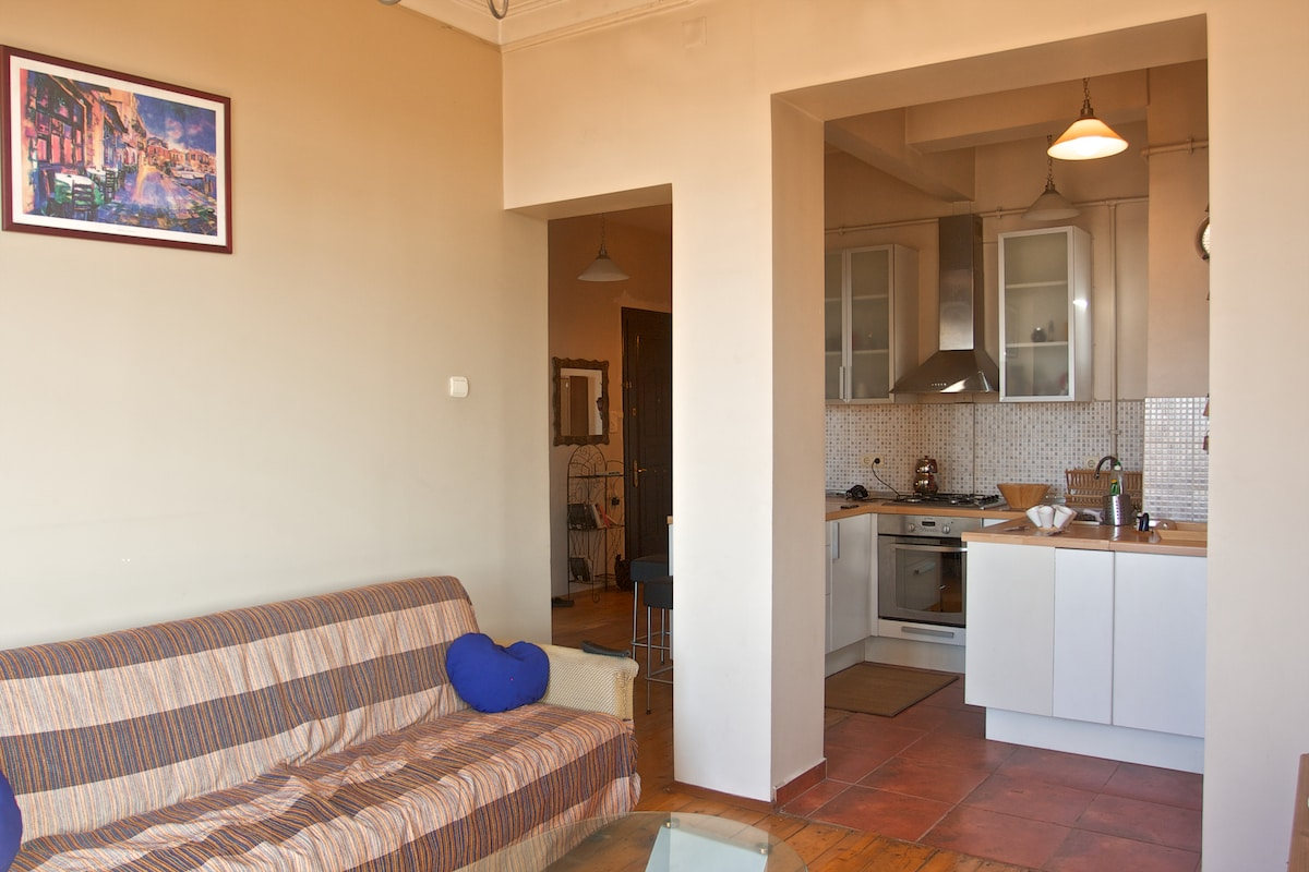 Penthouse in Taxim -with 2 bedrooms