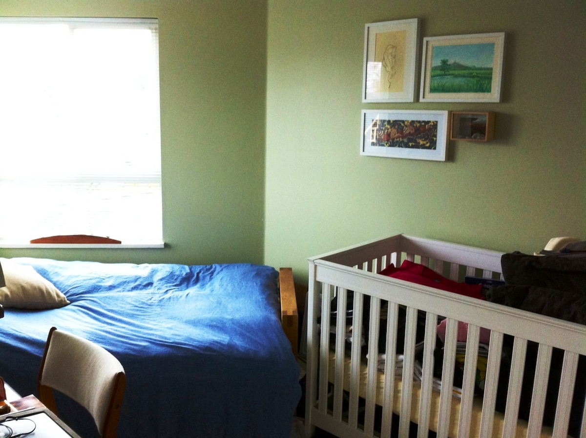 2nd bedroom/nursery.