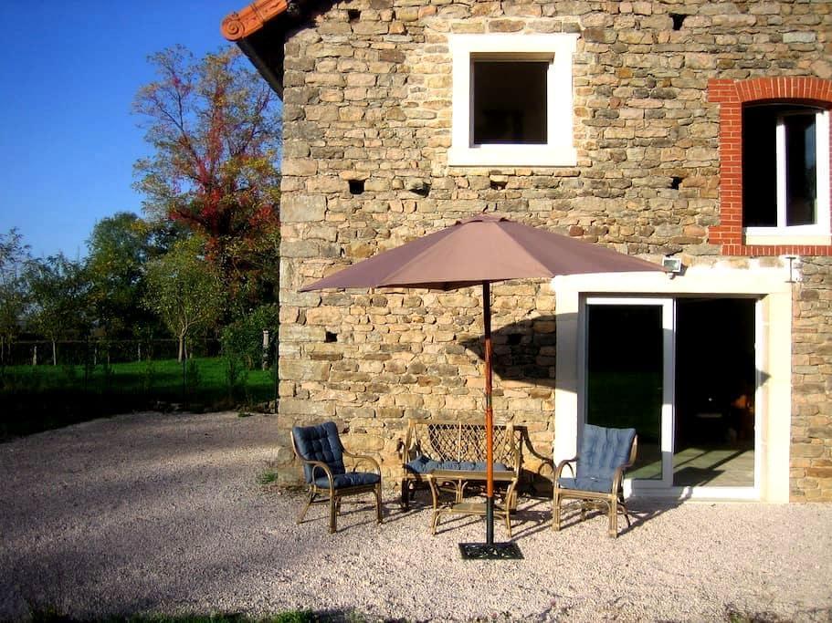 La Grange - Saint prix les arnay - 단독주택