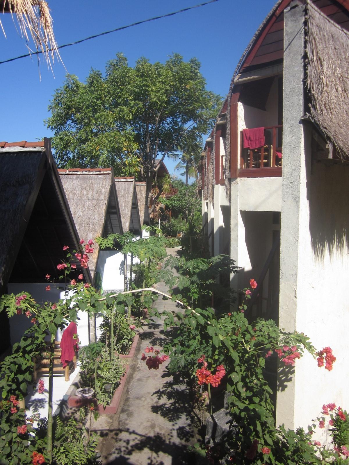Soundwaves little village