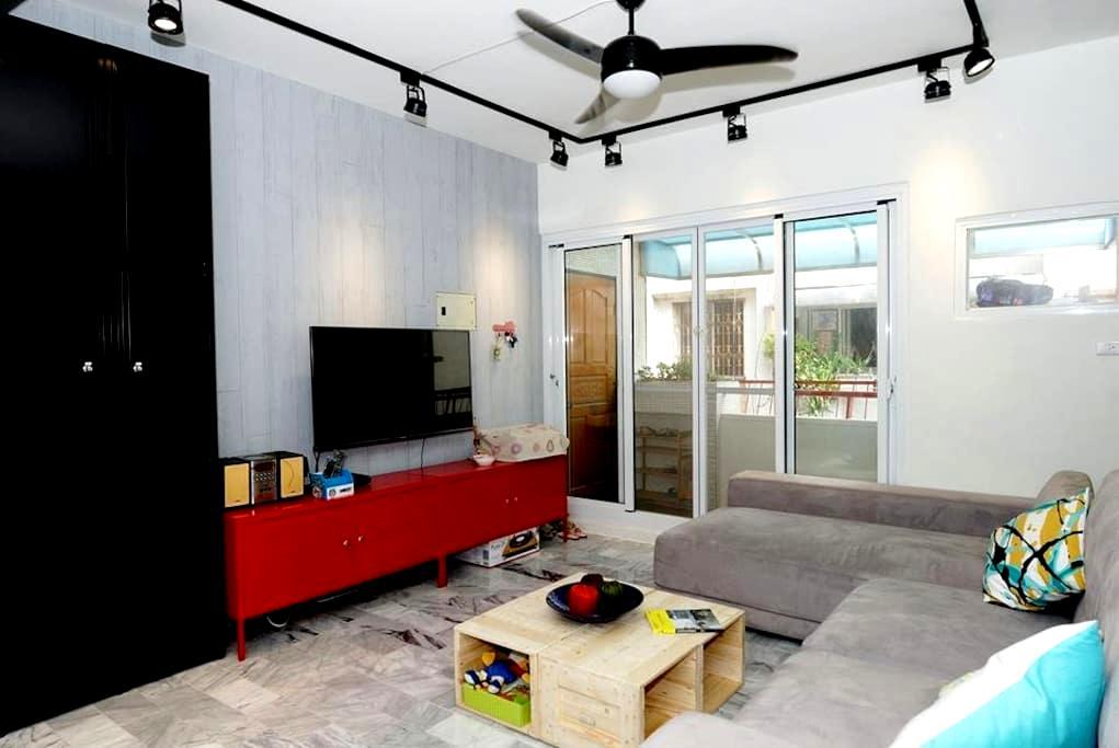 Small cozy apartment(No elevator) - 嘉義 - Appartement